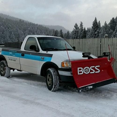 plow truck